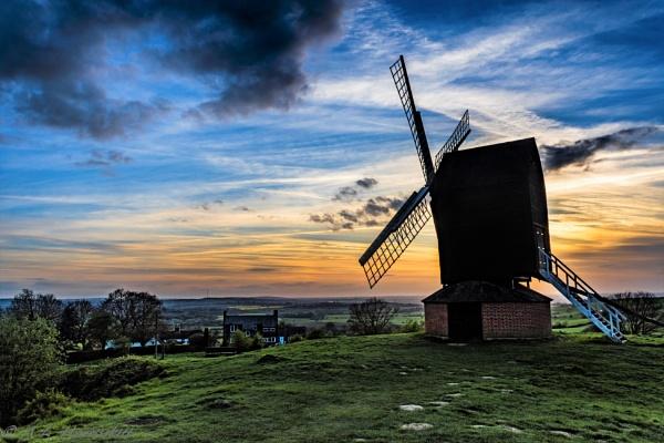 Brill Mill by AnnHarrisskitt