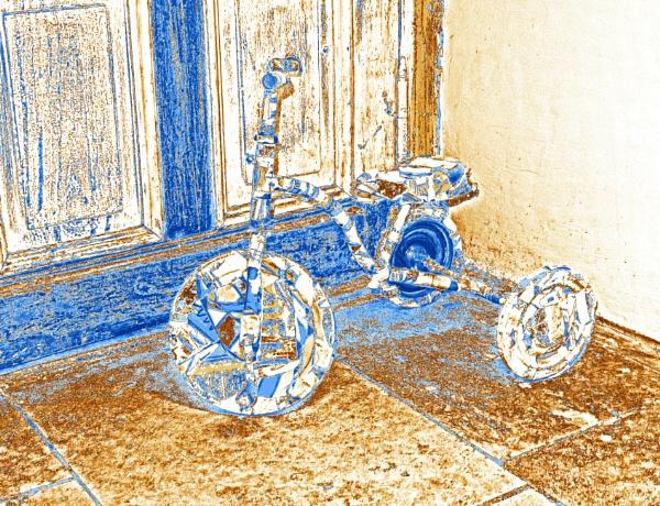 Le Tricycle de Van Gogh