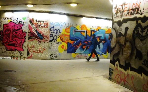 Underground by Kabrielle