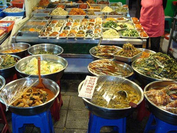 Seoul Sea Food Market Stall II by PhotoHeritage