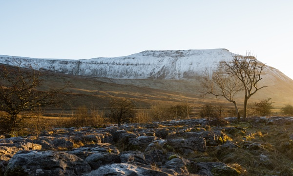 Sunset at Ingleton by SMARTphotography