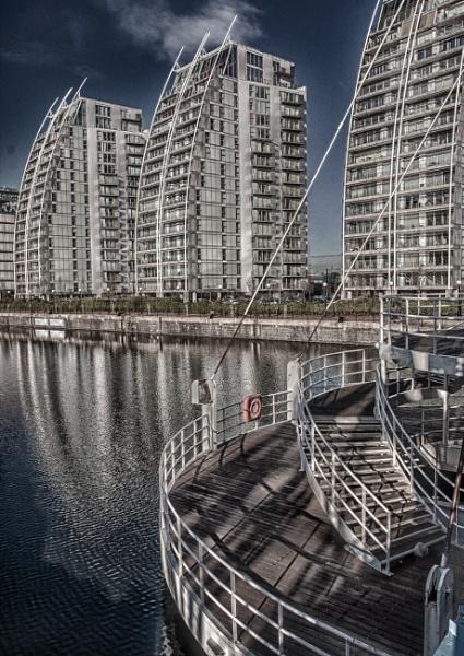 Salford Quays by 62Baldrick59