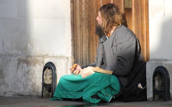 Homeless in Rochester