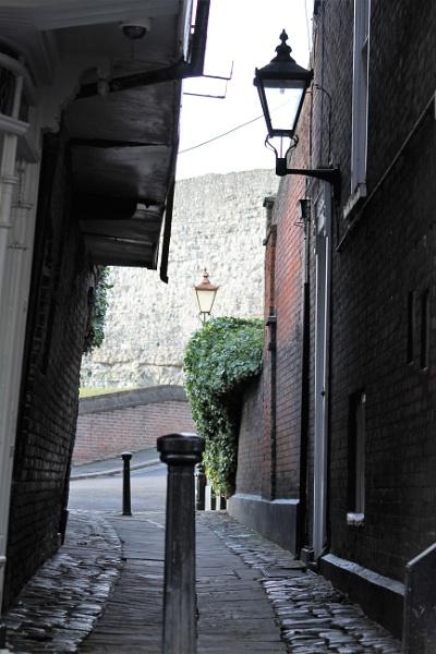 Alleyway in Rochester