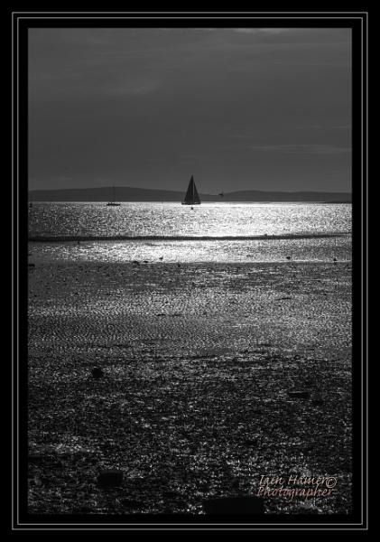Solent Sunset by IainHamer