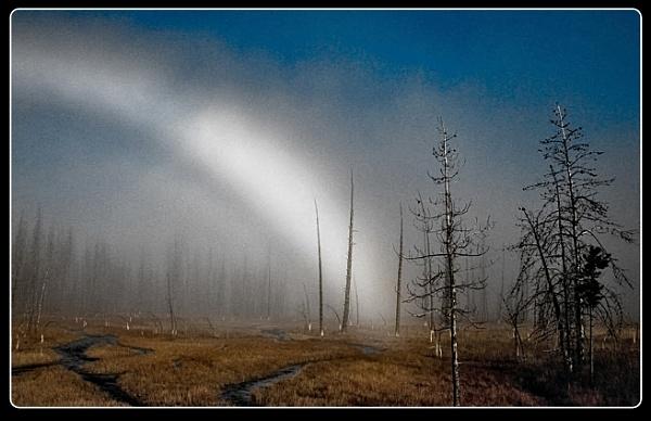 Fog bow by dven