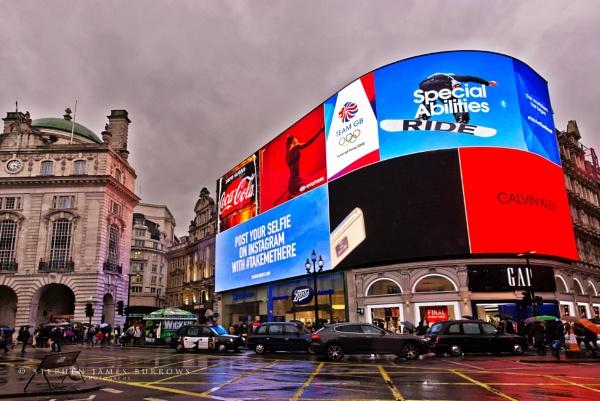 Piccadilly Rain by Stephen_B