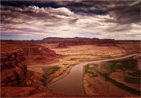 Colorado landscape by KingBee