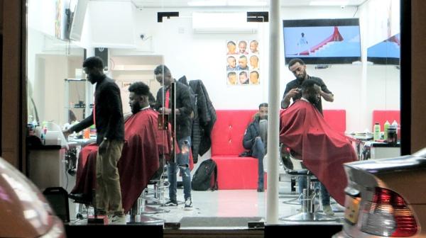 Tandem Haircuts