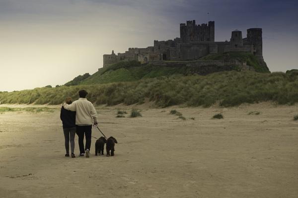Romantic stroll by ColinScott