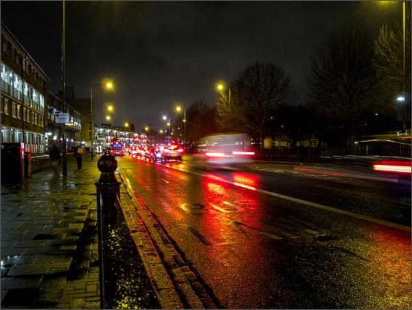 Bus lane by rambler