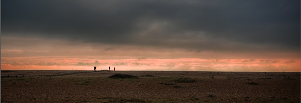 Dungeness dawn by rambler