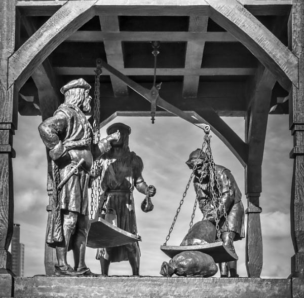 The Early Merchants of Minsk by nonur