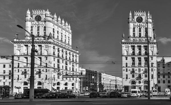 KFC at the City Gate of Minsk by nonur