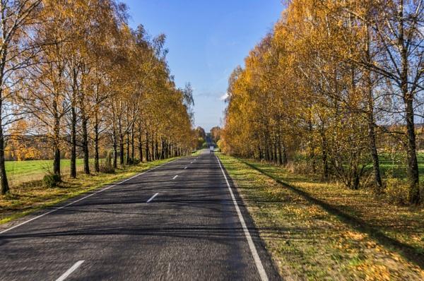 Road to Vilnius by nonur