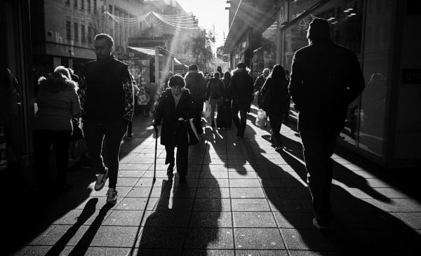 Saturday Shadows XI by optik