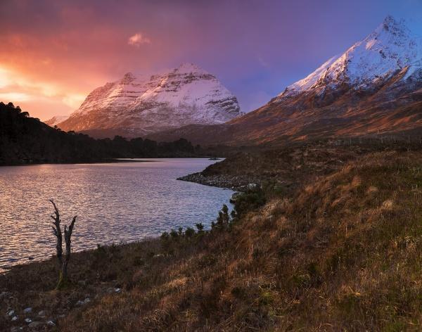 Sunset Clair by hwatt