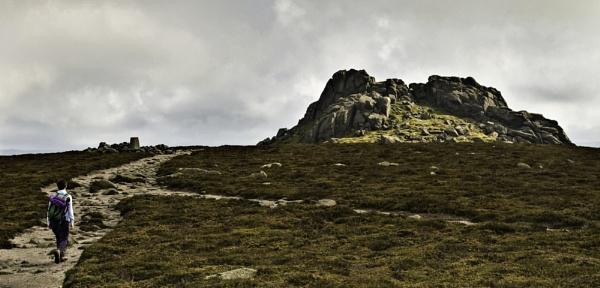 Summit - Clachnaben by munroman