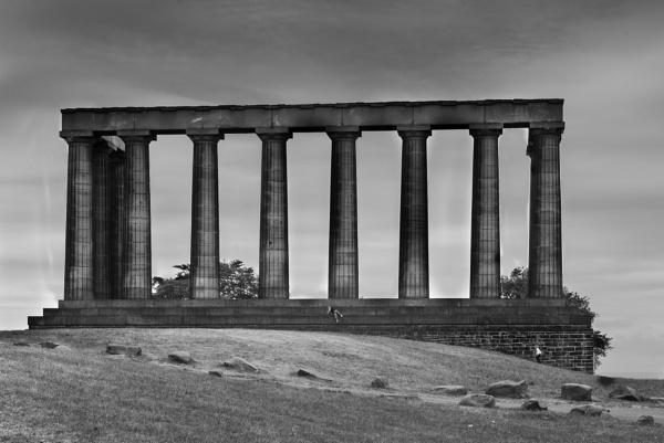 The Acropolis - Calton Hill - Edinburgh by munroman