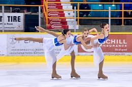 Synchronized Trio