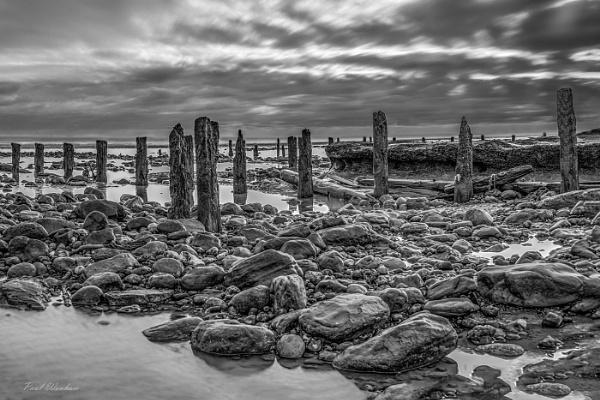 Rocky Shore by Pwenham