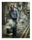Smoke in Chinatown... by woodlark