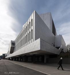 Helsinki architecture.