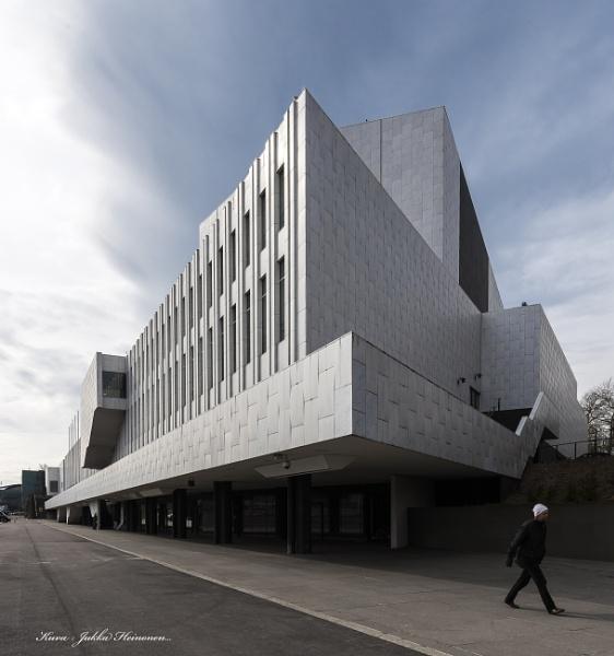 Helsinki architecture. by kuvailija