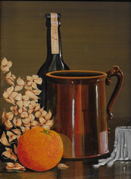 Painting by ddolfelin
