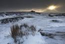 Winter Tor by Trevhas