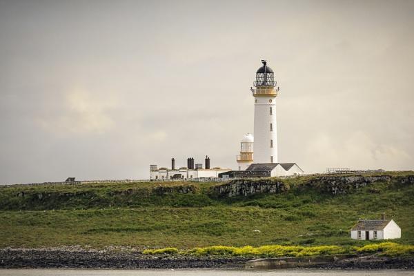 Pladda Lighthouse - Isle Of Arran