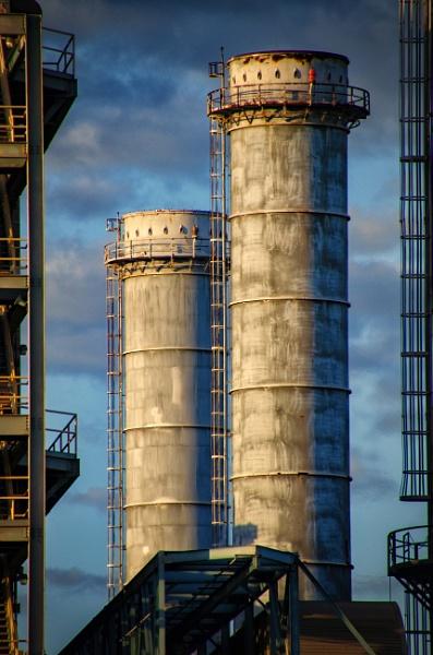 Power Plant by gajewski