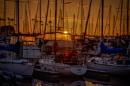 Long Beach Marina by gajewski
