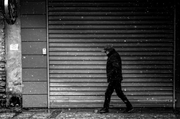 Winter Scene XXX by MileJanjic