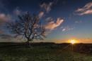 Peak Sunset by Legend147