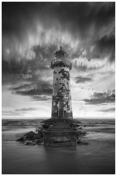 Talacre Lighthouse.