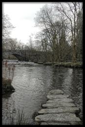 Skelwith Bridge and Elterwater