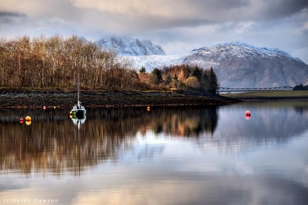 Loch Leven by Sezz