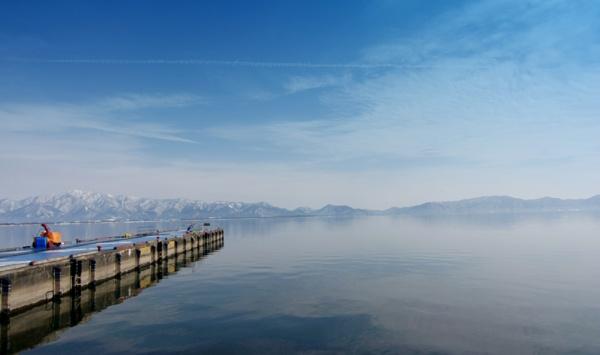 Lake view by Sayuti84