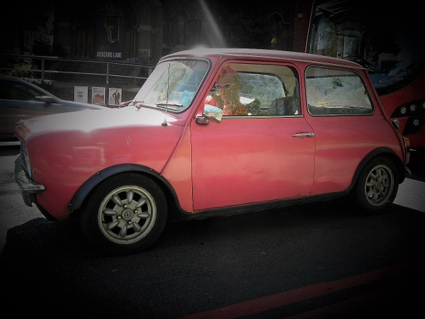 Pink Mini by wsh