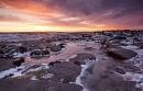 Sunrise on Ice by martin.w