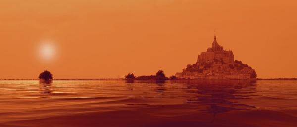 Mont San Michel by sandwedge