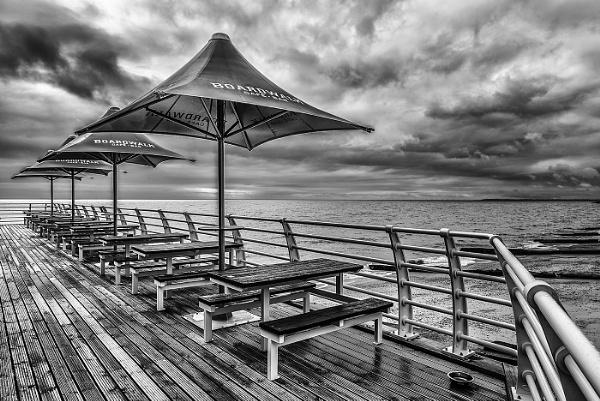 Umbrellas by koiboy