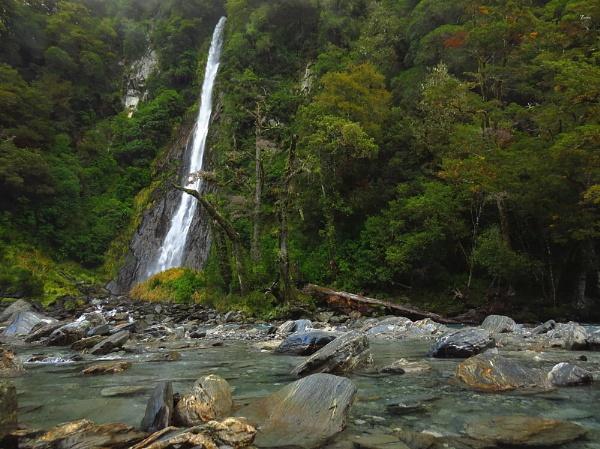 Thunder Creek Falls 4 by DevilsAdvocate