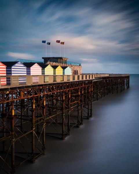 Hastings Pier by SteveCharles