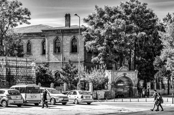 Kayseri High School by nonur