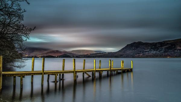 Night Pier by Pete2453