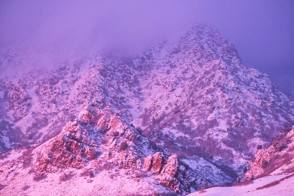 Purple Mountains by mlseawell