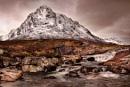 Buachaille Etive Mor by stokesy