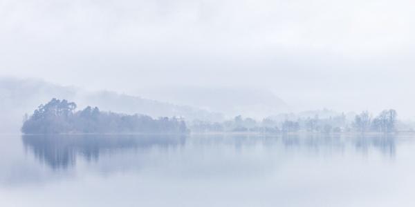 Misty Morning by DalesLass